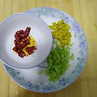 酸辣蕨根粉的做法图解3