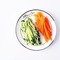 『家夏』快手菜 简易版凉拌鸡丝 好吃易做零失败的做法图解2