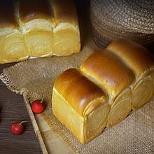超级柔软的100%冷藏中种北海道吐司