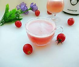 西红柿汁#九阳至爱滋味#的做法