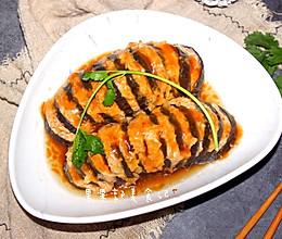 茄子龙—-少油低脂版的做法