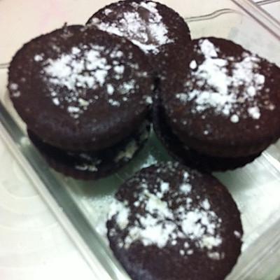 自制熔岩巧克力蛋糕(图详解)