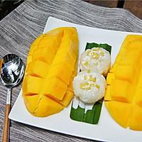 泰国芒果糯米饭--东南亚的异国香(5)的做法图解12