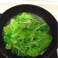 白菜猪肝汤的做法图解4