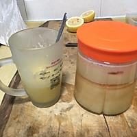 超简单的微波炉酸奶柠檬蛋糕的做法图解5
