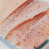 美味减脂的香煎巴沙鱼的做法图解3