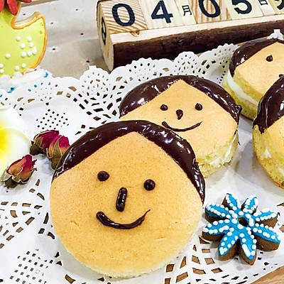 萌娃奶油蛋糕