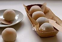 和果子系列【杏桃&西梅麻薯】基础求肥饼皮的做法