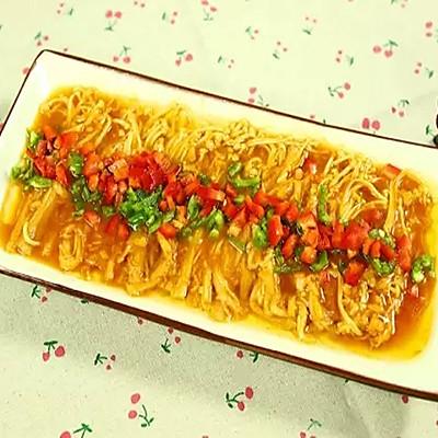 【微体】酸甜开胃 | 茄汁金针菇