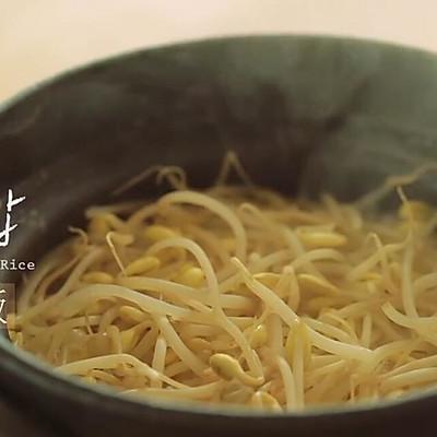 女王私厨 | 豆芽饭