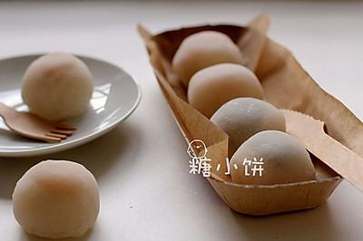 和果子系列【杏桃&西梅麻薯】基础求肥饼皮