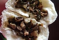 梅菜干包子的做法