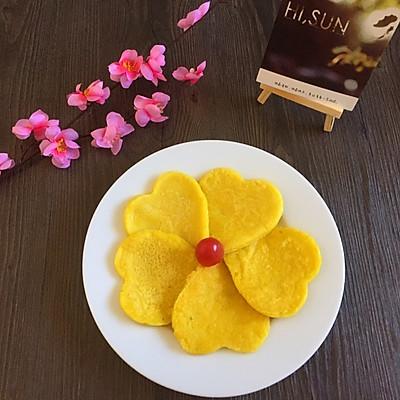 早餐奶香玉米饼