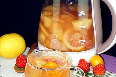 【水果茶】比喝饮料更健康