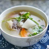 秋燥,喝一碗萝卜牛尾汤润一润!的做法图解14