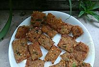 米饭五香锅巴的做法