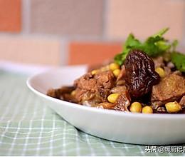懒人姬松茸黄豆鸭肉煲/夏季美食,好吃不上火,不油腻的做法
