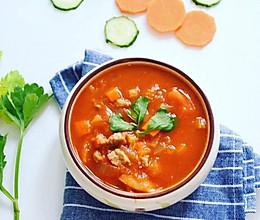 罗宋汤~又能吃好多好吃的啦‼️的做法