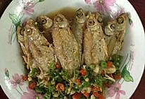 家常菜(煎小鱼)的做法