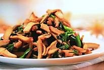 韭菜炒香干—迷迭香的做法