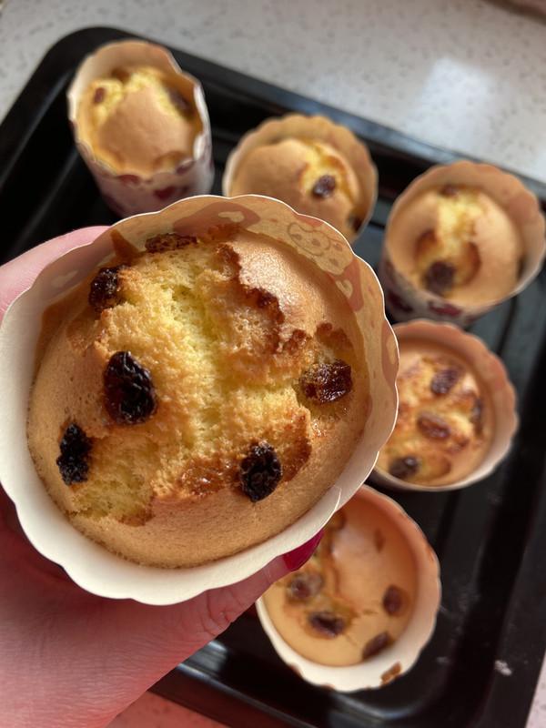 普通面粉也能做脆皮蛋糕哟~的做法