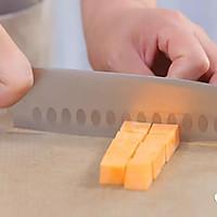 红薯牛奶糕  宝宝辅食食谱的做法图解2