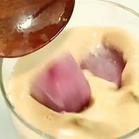 【微体】手工煮制 | 玫瑰仙草奶茶的做法图解8
