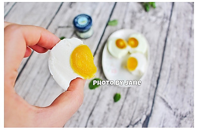 腌鸡蛋(白酒法)