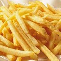 炸薯条的做法图解5