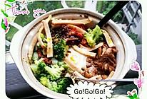 随性砂锅饭的做法