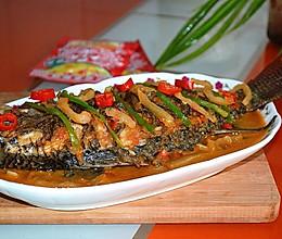 榨菜罗非鱼——乌江榨菜的做法
