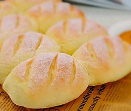 奶香法式软面包的做法