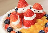 不用烤箱,漂亮的生日蛋糕简单做,健康少油更适合宝宝!的做法