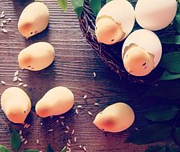 萌萌的小鸡烧果子的做法