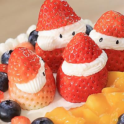 不用烤箱,漂亮的生日蛋糕简单做,健康少油更适合宝宝!
