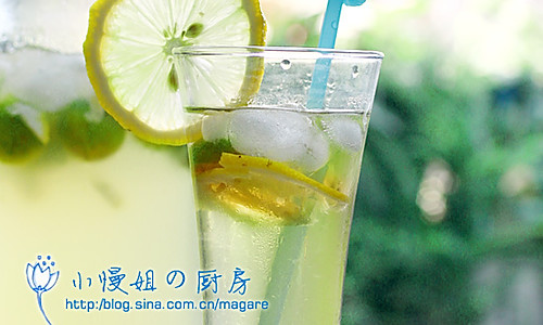 柠檬金桔饮的做法
