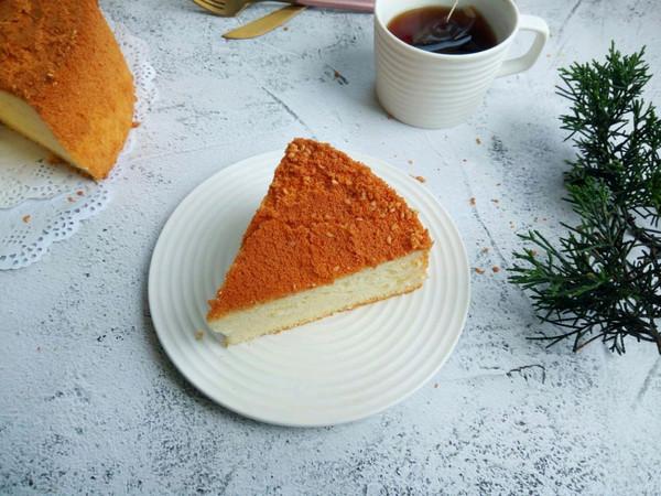 芝麻戚风蛋糕的做法