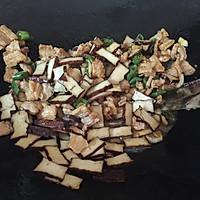 下饭菜|香干炒五花肉的做法图解6