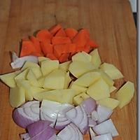 咖喱牛腩的做法图解3