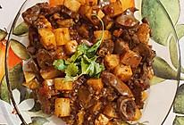 鲜辣酱香,两碗饭都不够配的泡椒鸡杂的做法