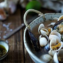 风尘迷青柠蛤蜊汤
