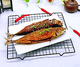 #2018年我学会的一道菜#香辣孜然烤鱼的做法