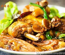 曼步厨房 - 台式三杯鸡的做法