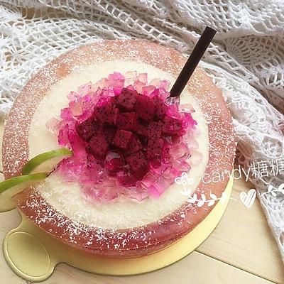 夏日特饮蛋糕