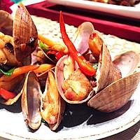 辣炒蛤蜊的做法图解2