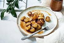 黄油煎香蕉--蜂蜜红糖酱汁的做法
