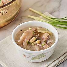 黄豆猪脚汤——让温暖和胶原蛋白融化在你的舌尖
