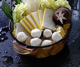 鱼糕火锅的做法