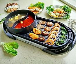 火锅&烧烤-周末聚餐好时光的做法