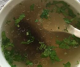 海参汤(潮汕清淡做法)的做法